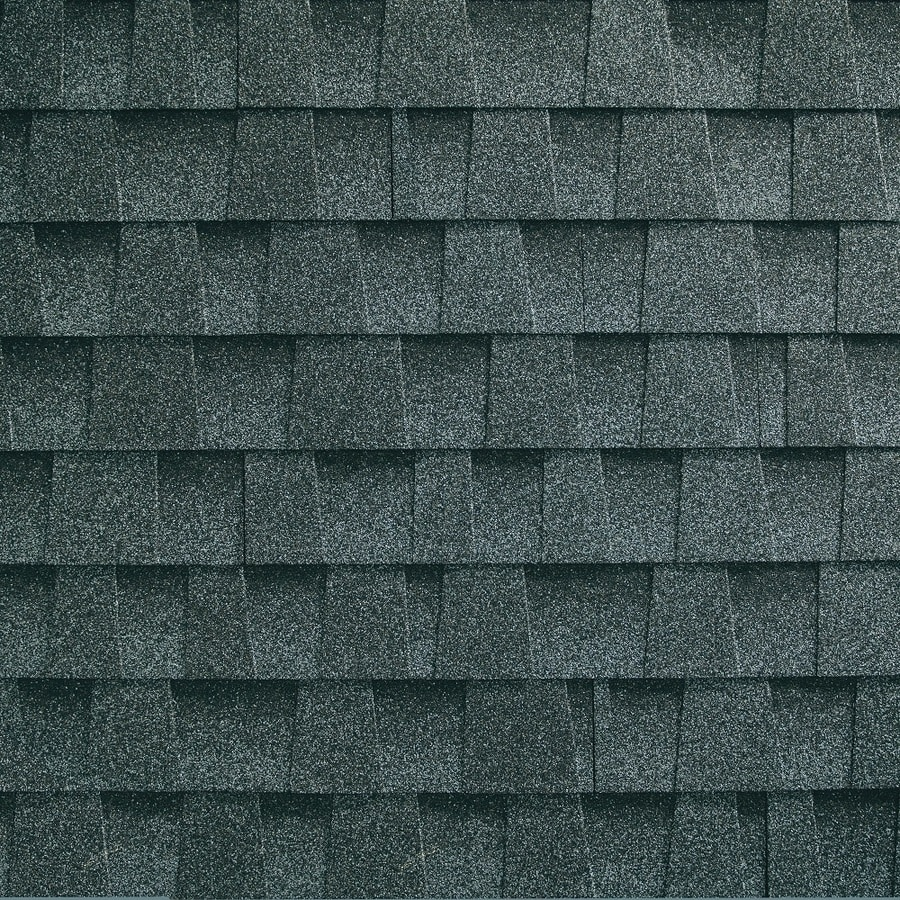 GAF Timberline HD Reflector 33.33-sq ft Stone Gray Laminated Architectural Roof Shingles