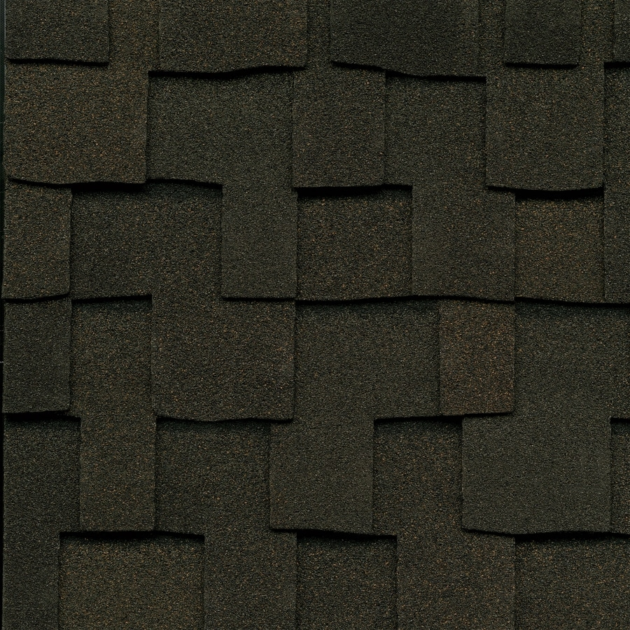 GAF Grand Sequoia 20 Sq Ft Autumn Brown Laminated Architectural Roof Shingles