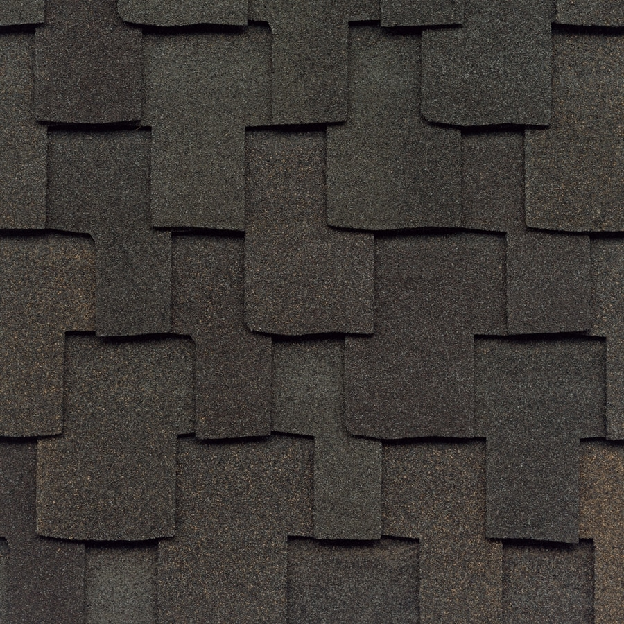 GAF Grand Canyon 16.667-sq ft Stone Wood Laminated Architectural Roof Shingles