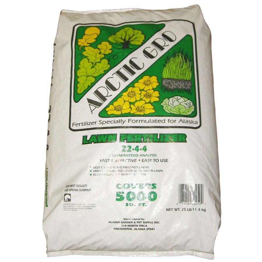 Arctic Gro 5,000-sq ft Lawn Fertilizer (22-4-4)