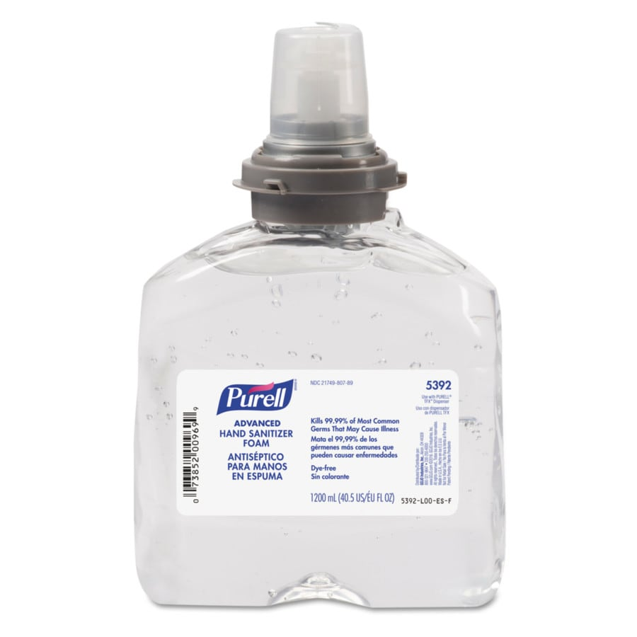 PURELL Fragrance-Free Hand Sanitizer Gel