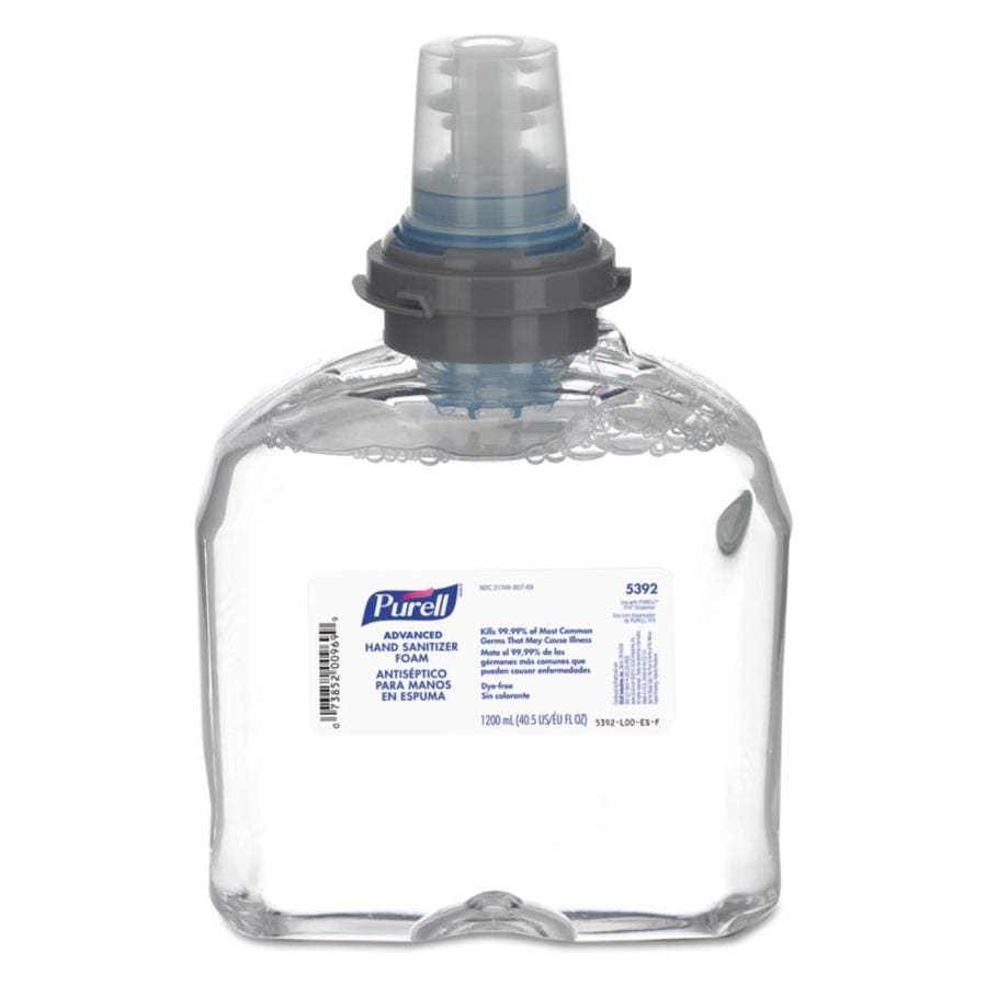 PURELL Fragrance-Free Hand Sanitizer Foam