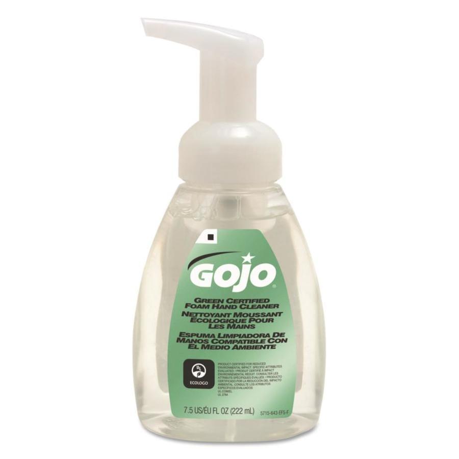 GOJO 7.5-fl oz Foaming Unscented Hand Soap