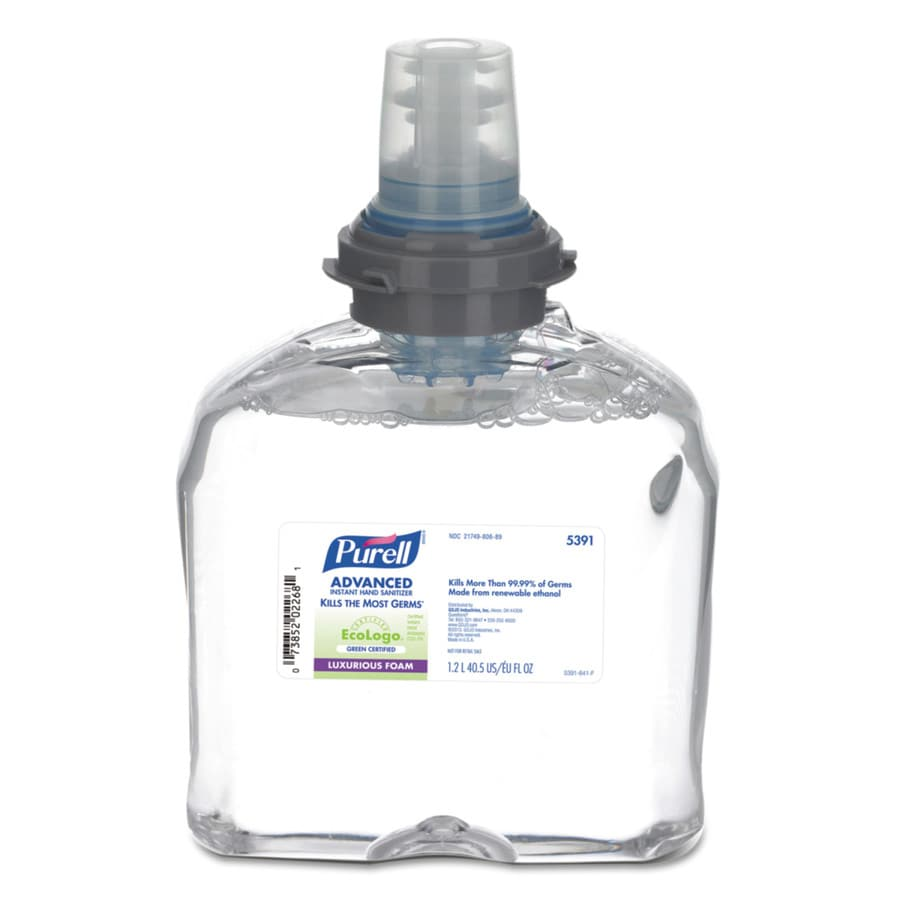 GOJO 40.6-oz Unscented Hand Sanitizer Foam