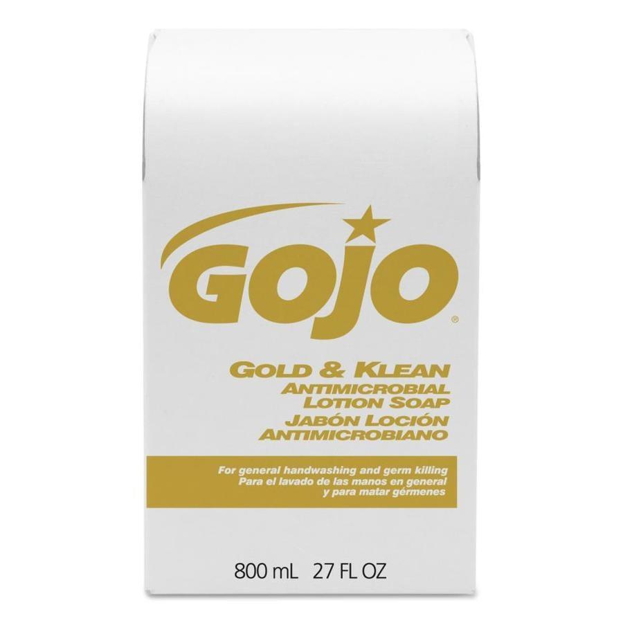 GOJO 27-fl oz Antibacterial Floral Balsam Hand Soap