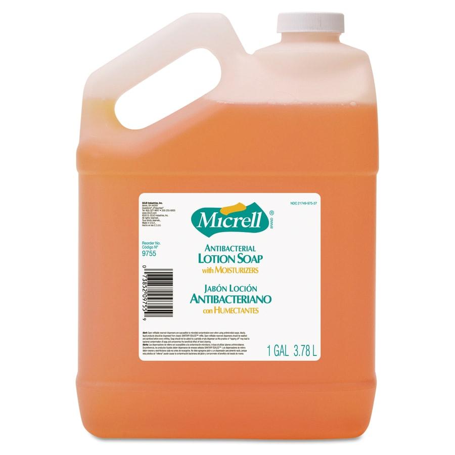 GOJO 128-fl oz Antibacterial Light Hand Soap