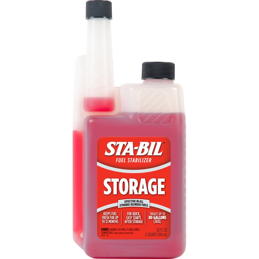 STA-BIL 32-oz 2-Cycle or 4-Cycle Engines Fuel Additive
