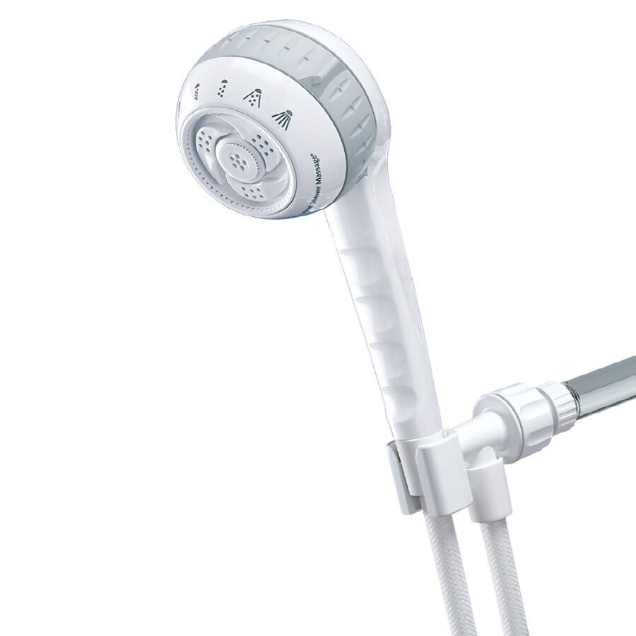Shop Waterpik 6-Spray Handheld Showerhead at Lowes.com