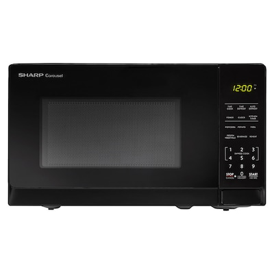 0 7 Cu Ft 700 Countertop Microwave