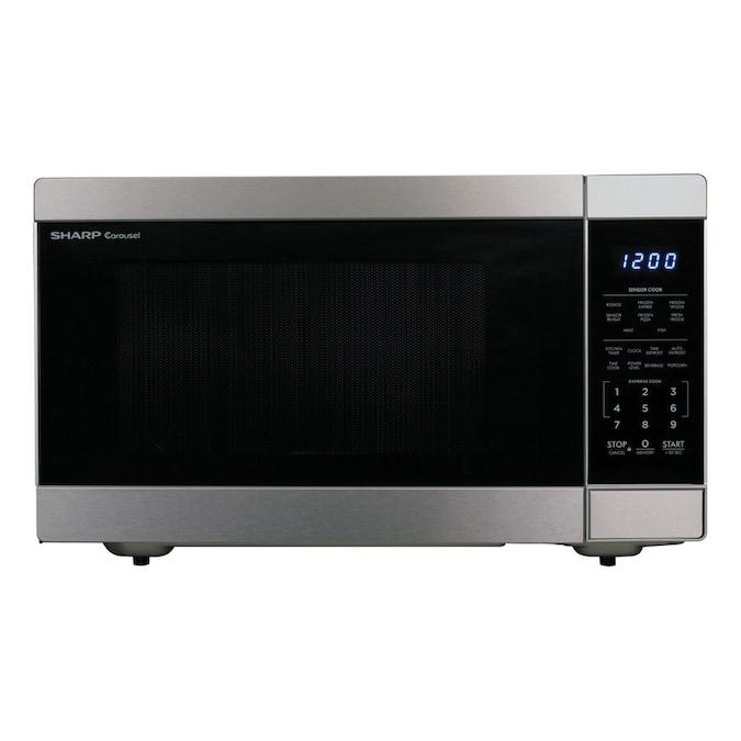1 6 Cu Ft 1100 Countertop Microwave
