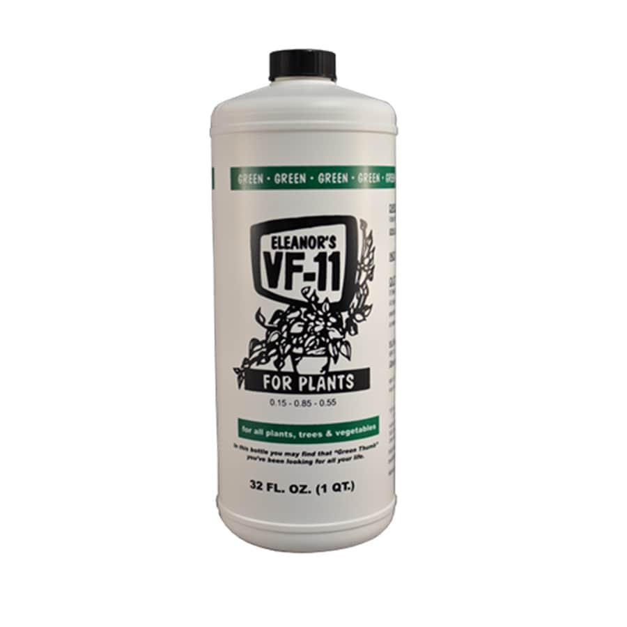 Eleanor's VF-11 32-oz Indoor Plant Food (0.15-0.85-0.55)