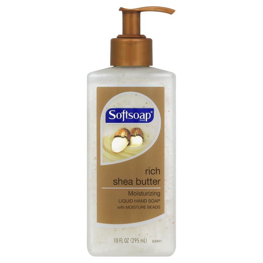 Softsoap 10-fl oz Shea Butter Hand Soap