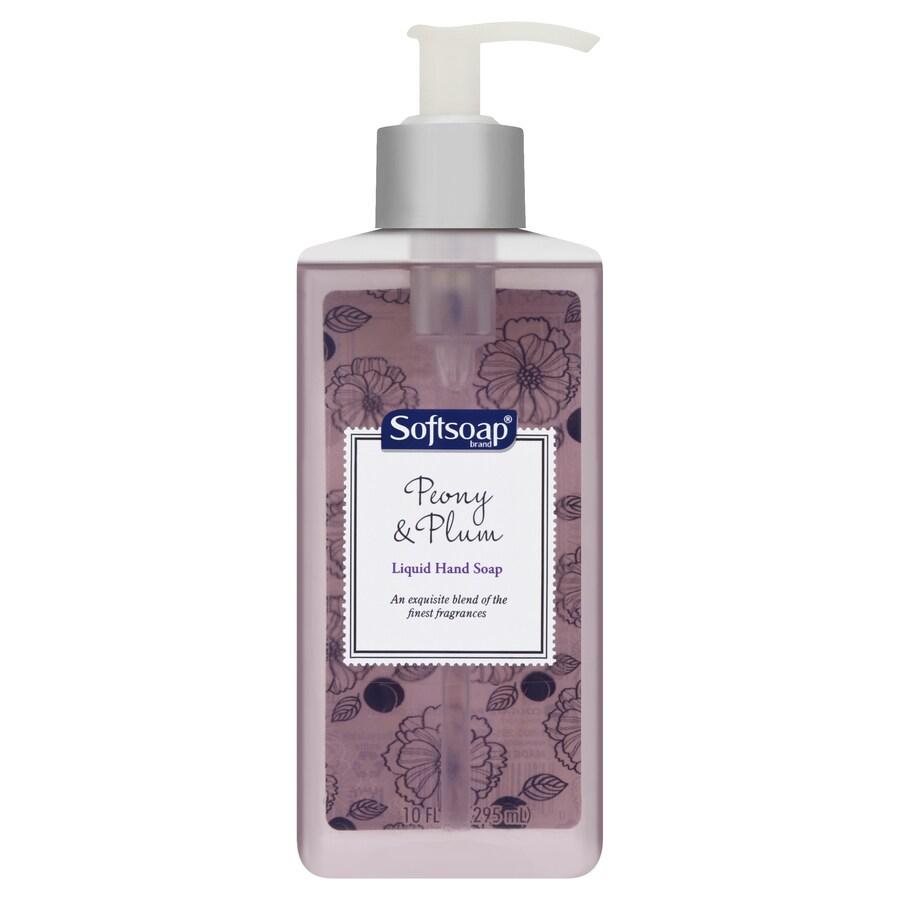Softsoap 10-fl oz Peony and Plum Hand Soap