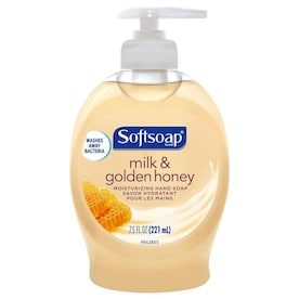 Softsoap 7.5-fl oz Milk and Golden Honey Hand Soap