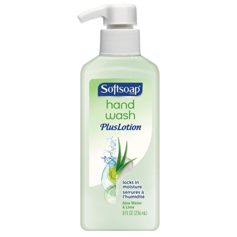 Softsoap 8-fl oz Aloe Water with Citrus Hand Soap