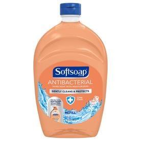 Softsoap Liquid Hand Soap Refill Antibacterial Crisp Clean - 50 fl oz