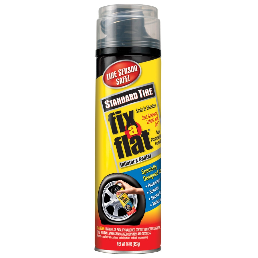 Fix-A-Flat 16-oz Aerosol Tire Repair Sealant