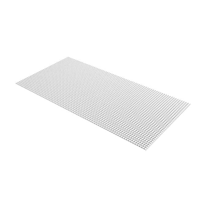 Plaskolite 24 In X 48 In 7 85 Sq Ft Louvered Ceiling Light Panels In The Ceiling Light Panels Department At Lowes Com