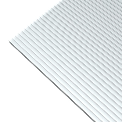 Polycarbonate Polycarbonate Acrylic Sheets At Lowes Com