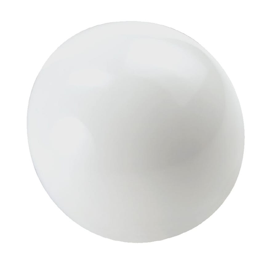 Waxman 1/2-in Round Adhesive-Backed Hard Surface Slider