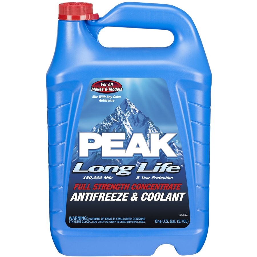 PEAK Long Life Antifreeze