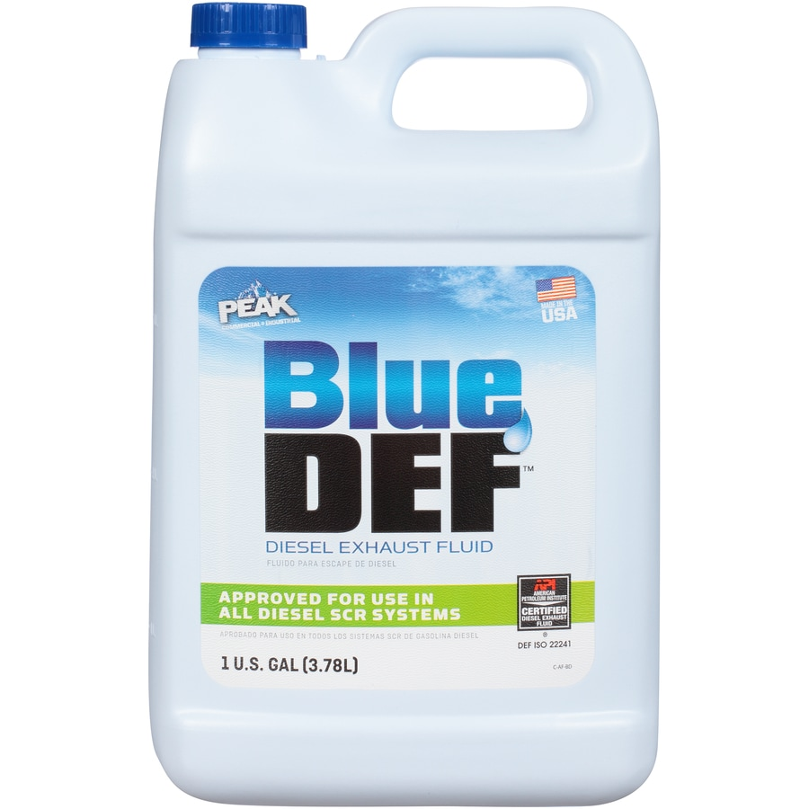 BlueDEF Diesel Exhaust Fluid 1 Gallon