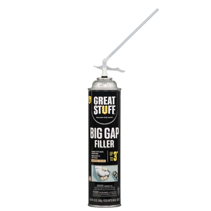 Dow GREAT STUFF Big Gap Filler 20-oz Spray Foam Insulation