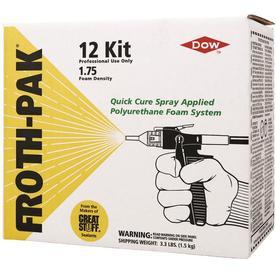 Diy spray foam kits home depot