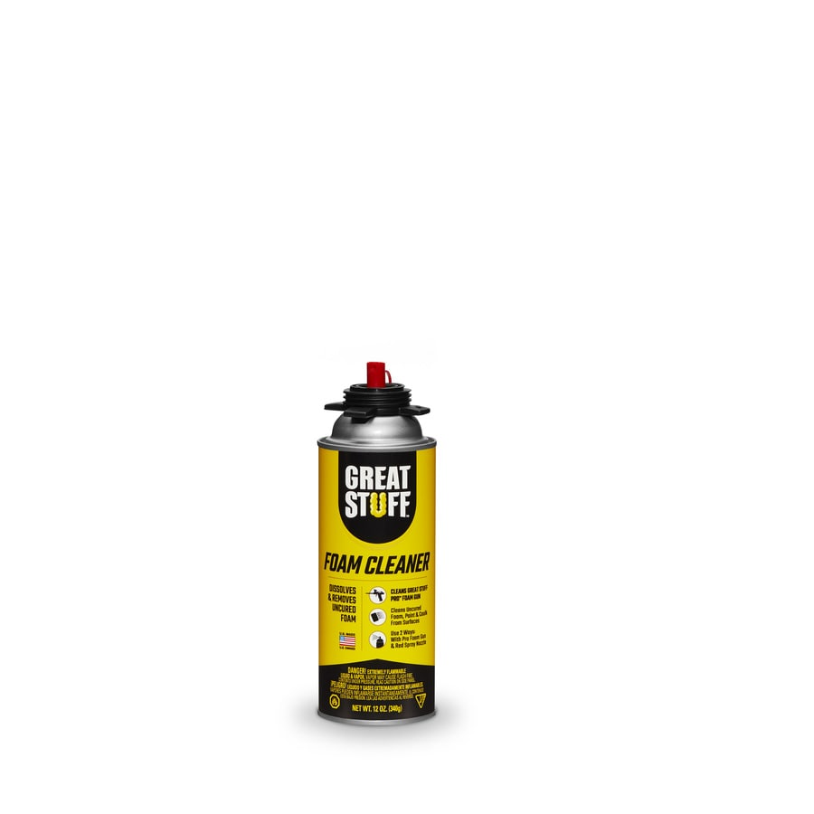 Dow GREAT STUFF Pro Dispensing Gun Cleaner 12-oz Spray Foam Insulation