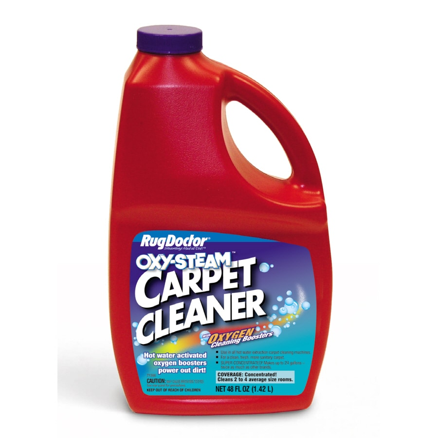 Rug Doctor 48 Oz. Oxy-Steam Carpet Cleaner At Lowes.com