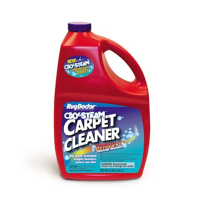 Oxy Steam Carpet Cleaner 96 Oz Cleaning Solution Refill