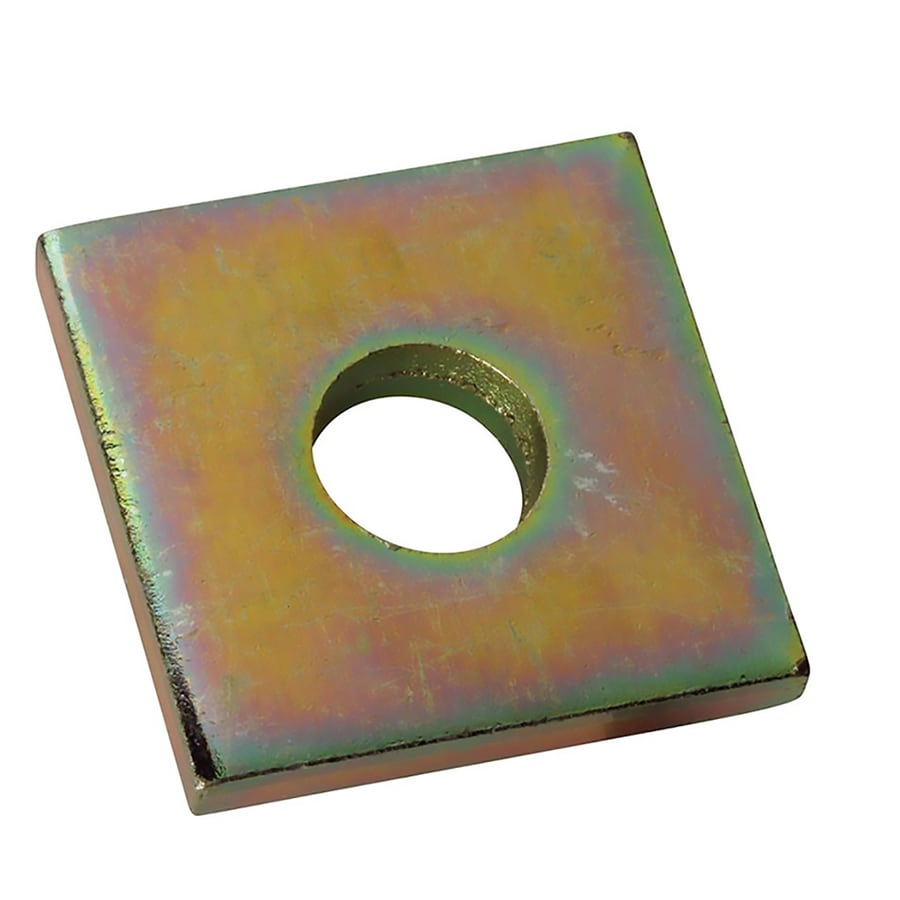SUPERSTRUT 5-Count 3/4-in Galvanized/Coated Square Washers