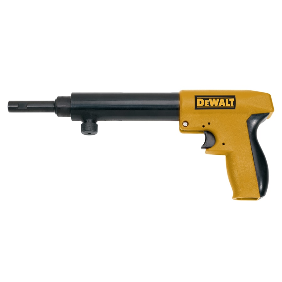 DEWALT Single Shot Powder Actuated Trigger Tool