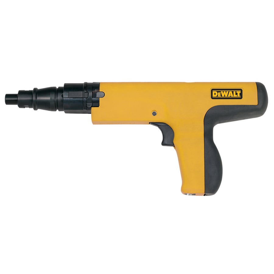 Shop DEWALT Semi Automatic Powder Actuated Trigger Tool At