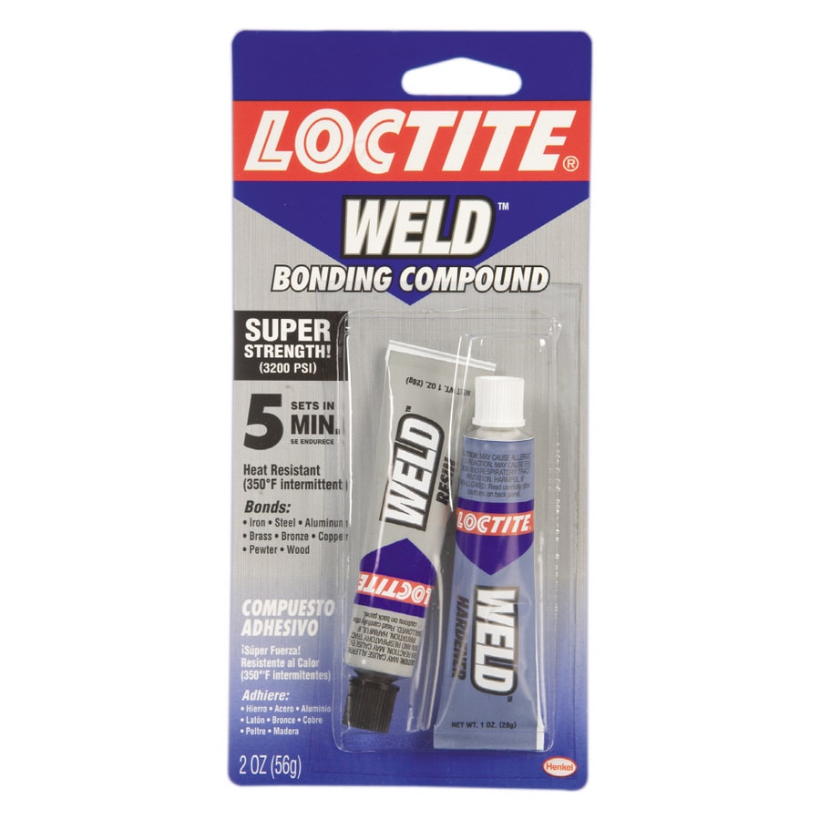 LOCTITE 2 oz Weld Bonding Compound Epoxy