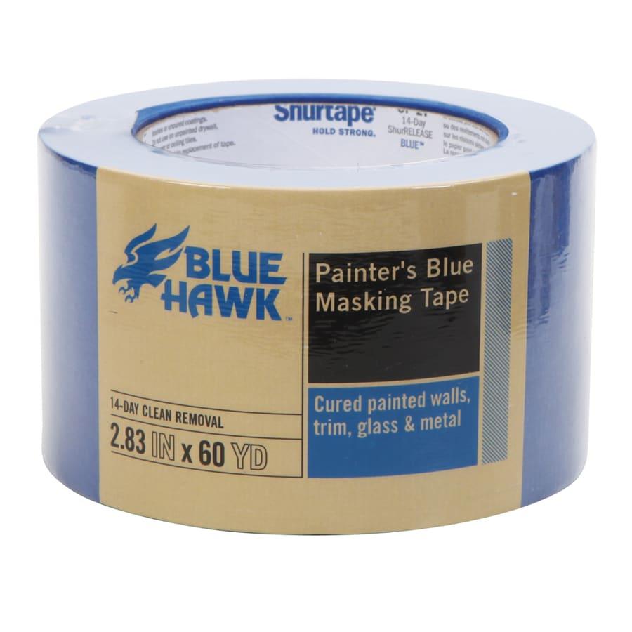 Blue Hawk 2.83-in x 180-ft Trim Painter's Tape