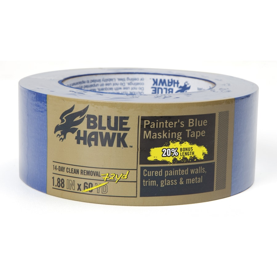 Blue Hawk 1.88-in Painter's Tape