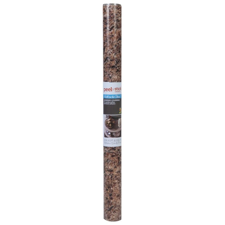 Duck Covers 20-in x 5-ft Granite Shelf Liner