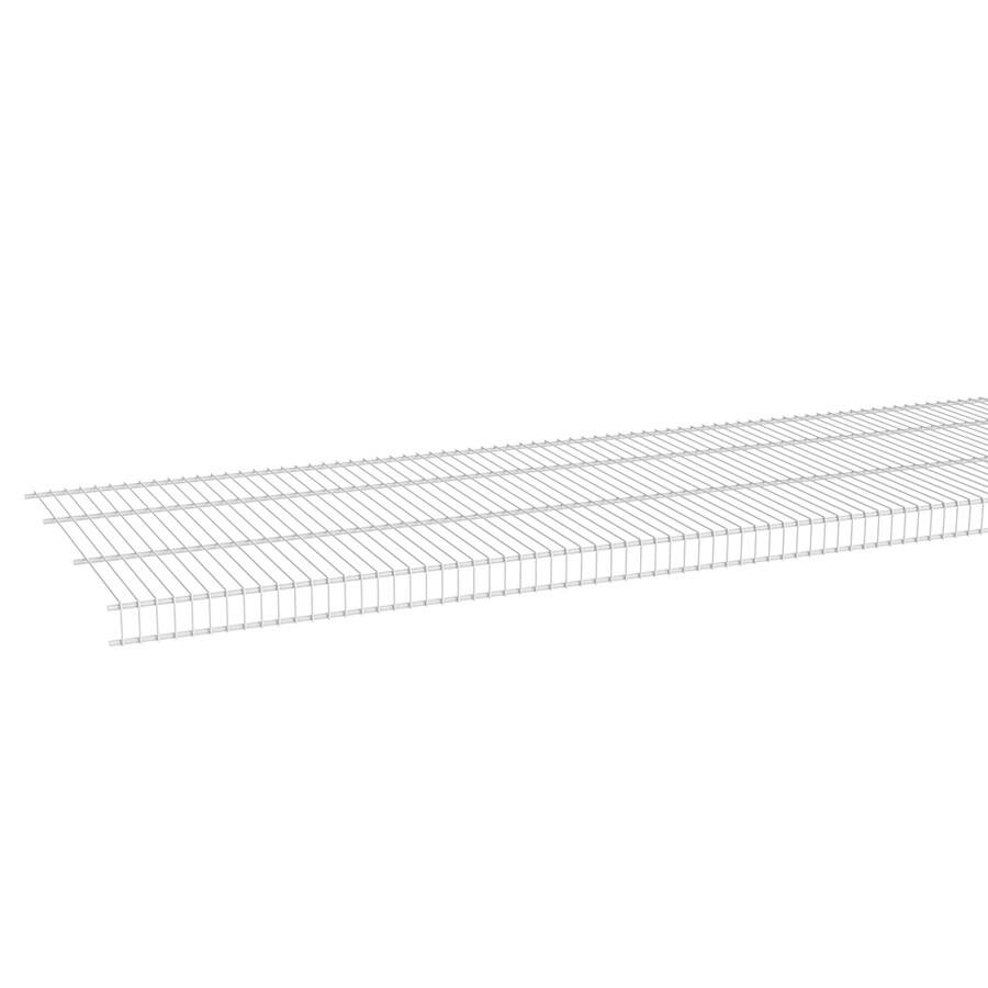 ClosetMaid 6-ft L x 16-in D White Wire Shelf
