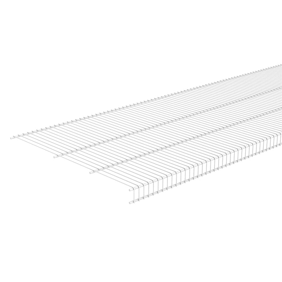 ClosetMaid 6-ft L x 20-in D White Wire Shelf