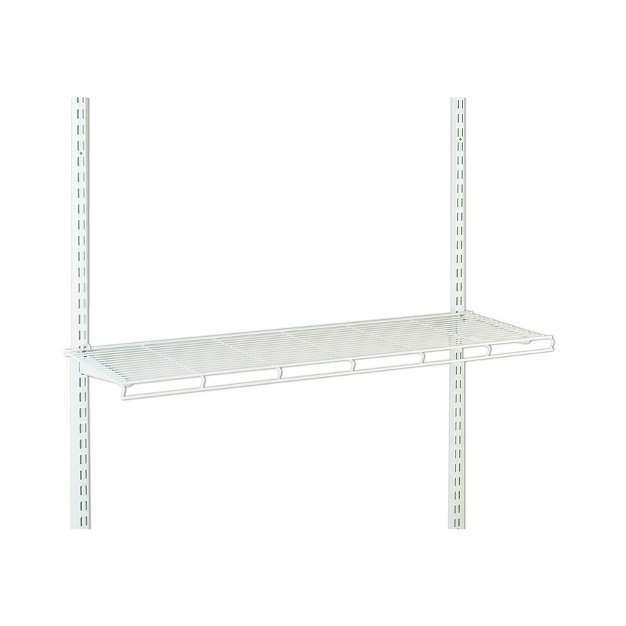 ClosetMaid 36-in W x 3-in H x 12.25-in D Wire Wall Mounted Shelving