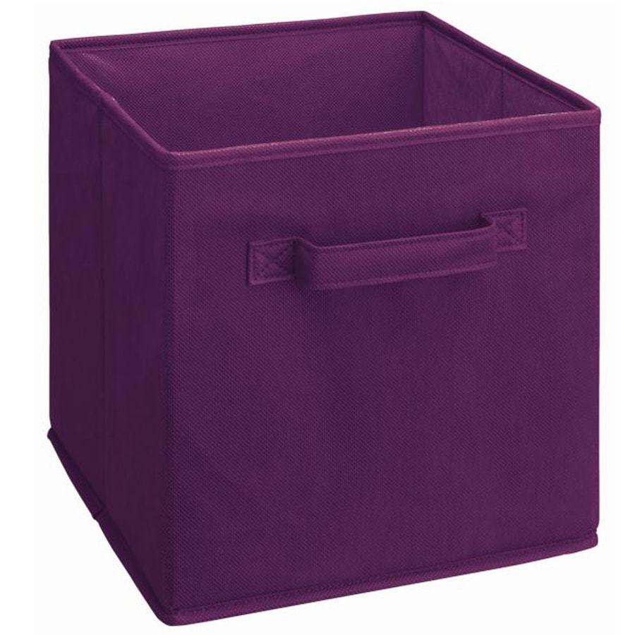 ClosetMaid Dark Purple Laminate Storage Drawer