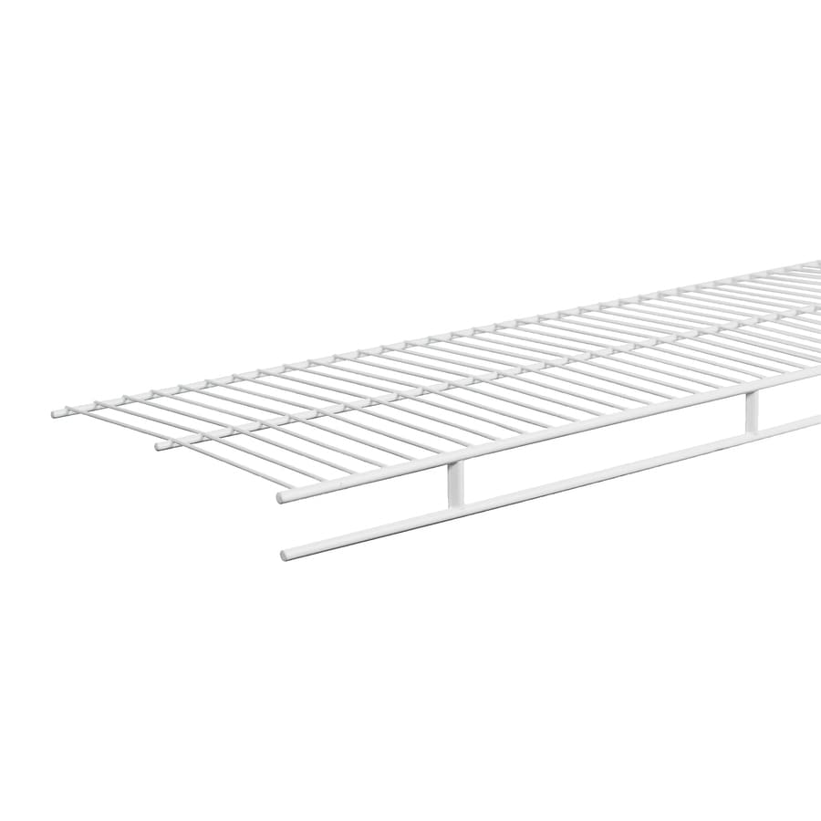 ClosetMaid 12 Ft X 12 In White Wire Shelf