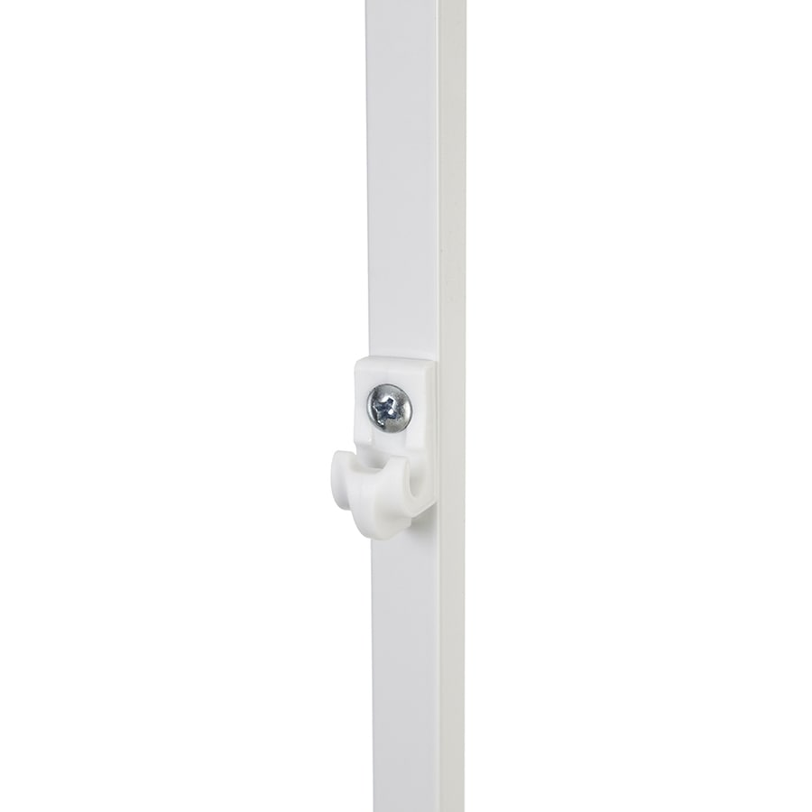 closetmaid 1packin white pole shelving hardware