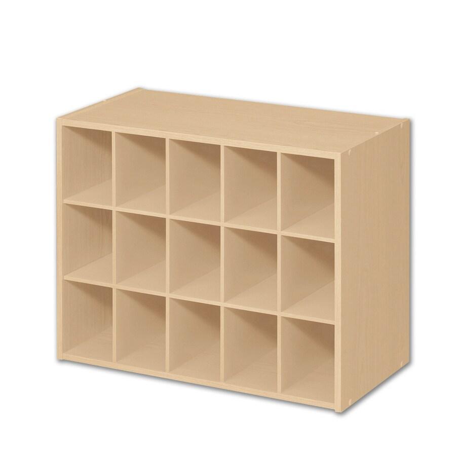 ClosetMaid 15 Alder Laminate Storage Cubes