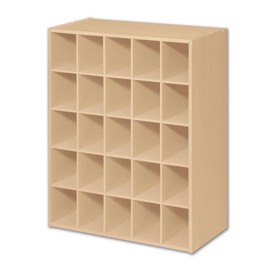 ClosetMaid 25 Alder Laminate Storage Cubes