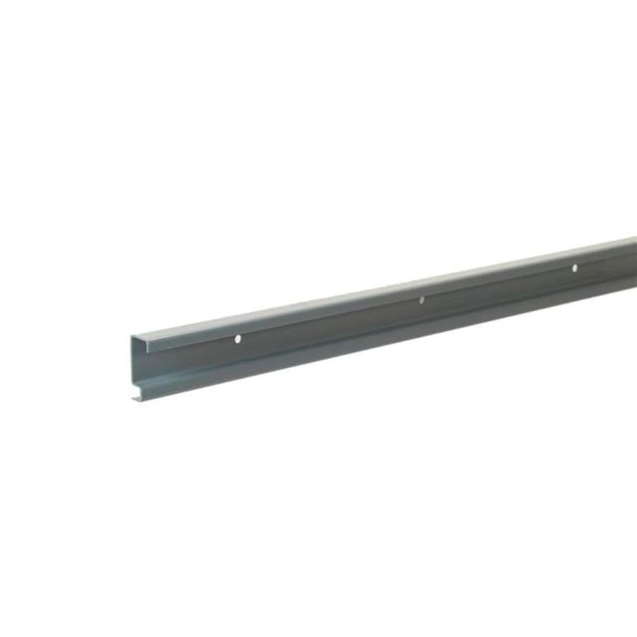 ClosetMaid Hammertone Rail (Common: 80-in x 2-in x 0.875-in; Actual: 80-in x 2-in x 0.875-in)