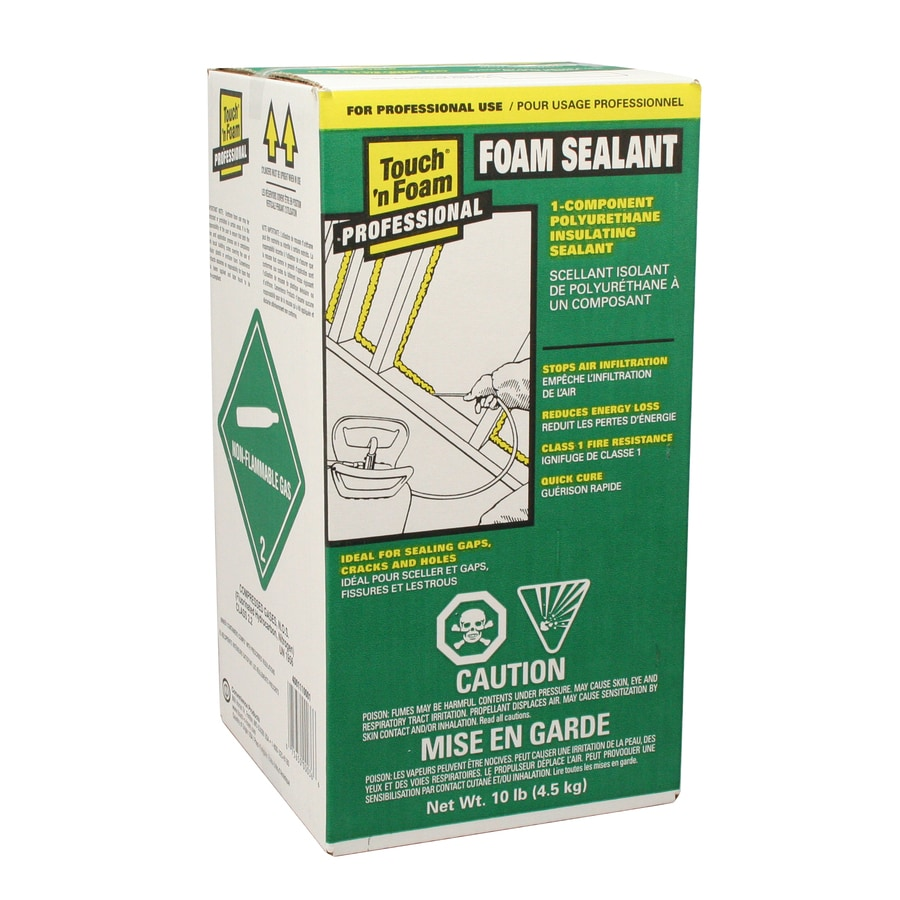 Touch 'n Foam Foam Sealant Foam Insulation Kit