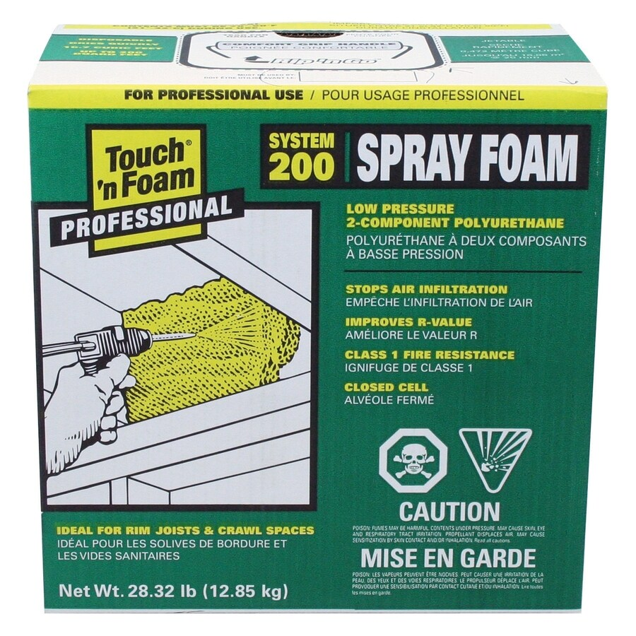 Touch 'n Foam Professional Low Pressure Polyurethane Foam Sealant