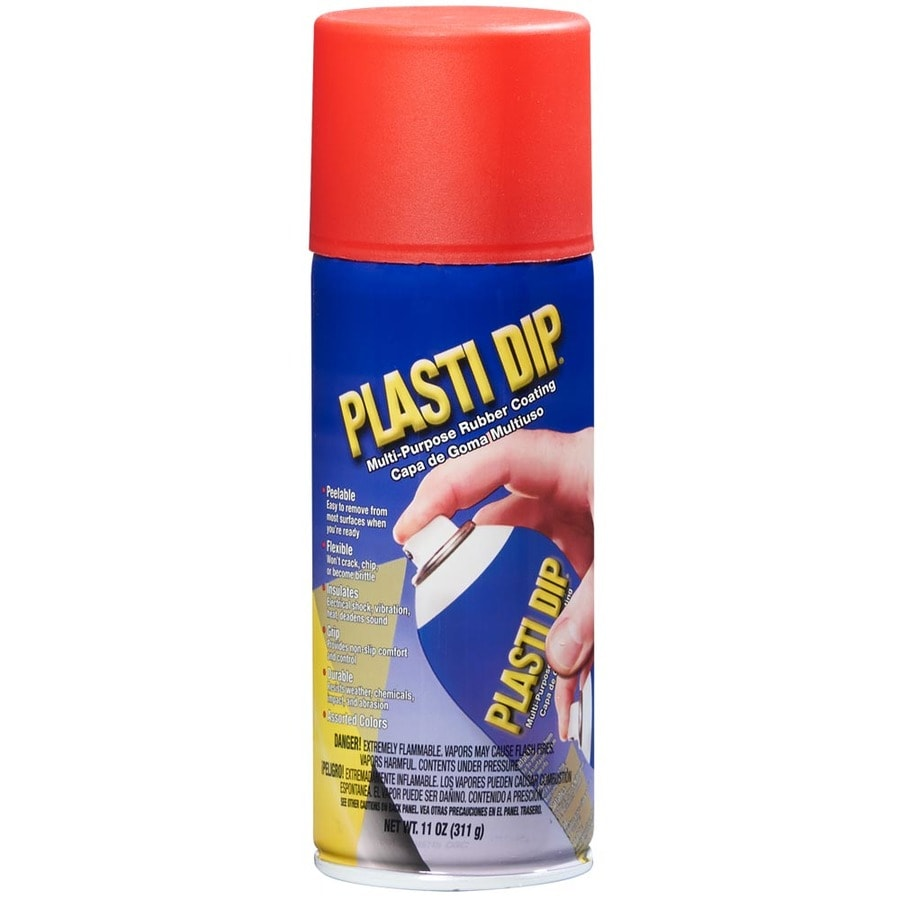 Plasti Dip 11-fl oz Red Aerosol Spray Coating